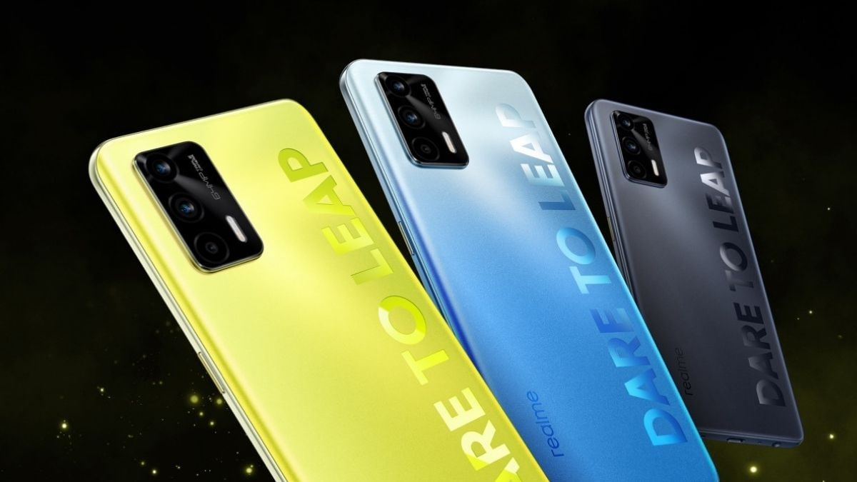 Realme Q3, Q3 Pro, Q3i are the latest budget 5G phones: Price, features, specs